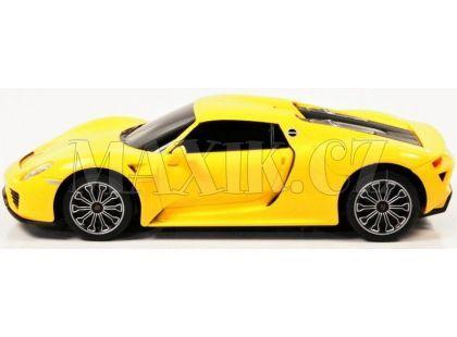 RC Porsche 918 Spyder 1:24 - Žlutá