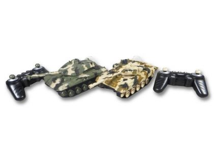 RC Tank 2ks - Poškozený obal