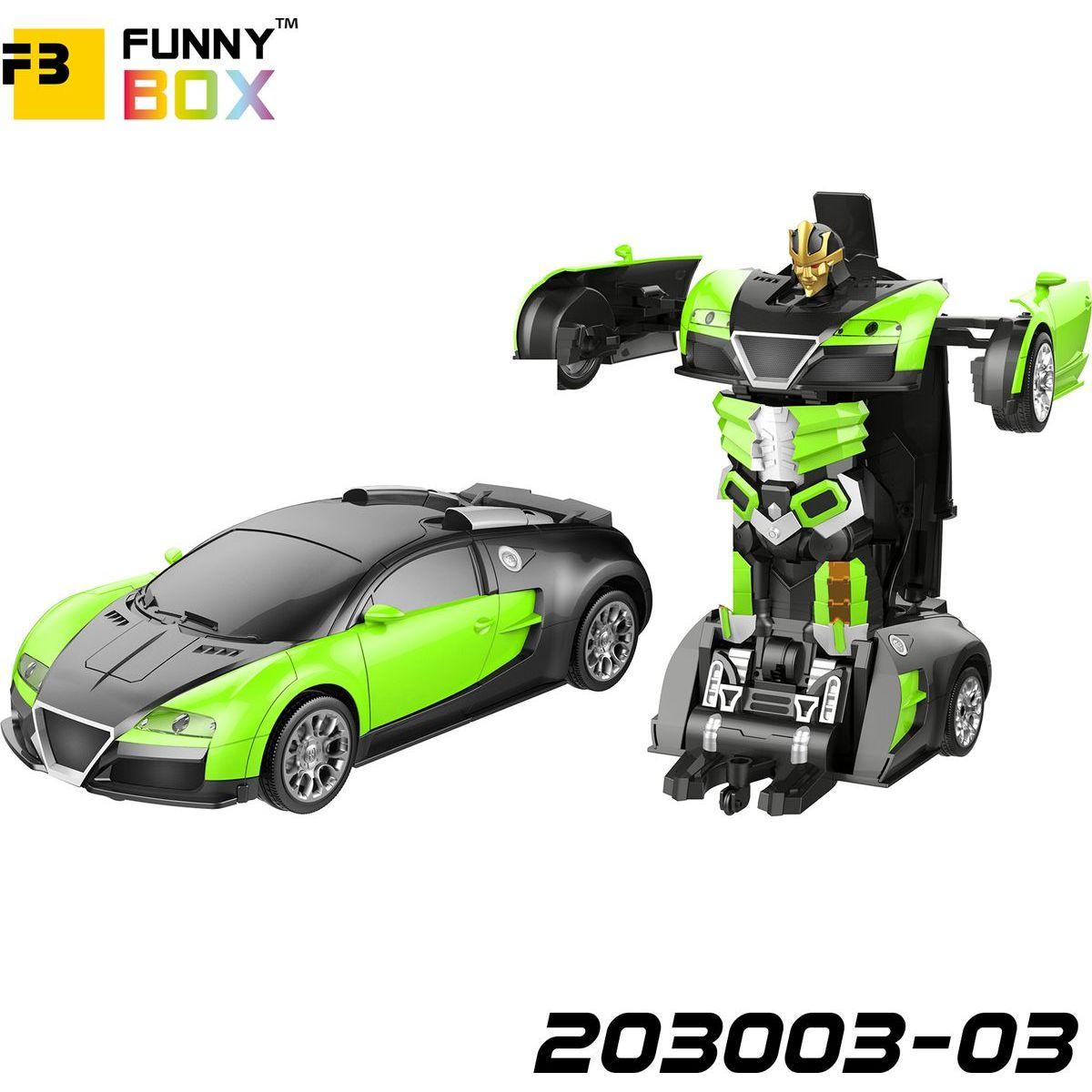 RC Transformer 1:16 2,4G