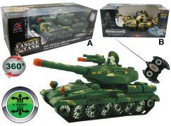 RC Vojenský tank 1:16