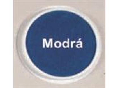 Ready2Learn Kruhový polštářek Modrý