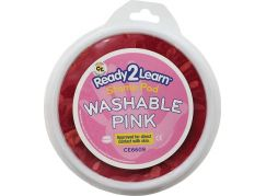 Ready2Learn Kruhový polštářek růžový