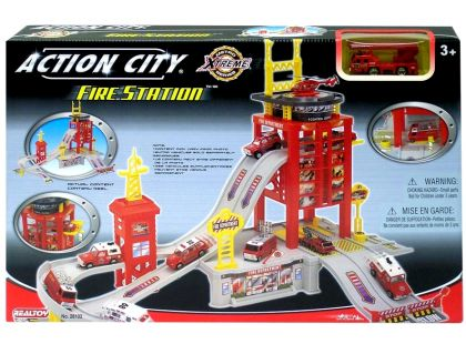 Realtoy Hasičská stanice Action City