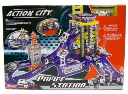 Realtoy Policejní stanice Action City