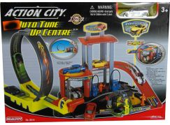 Realtoy Servisní stanice Action City