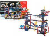 Realtoy Super garáž Action City