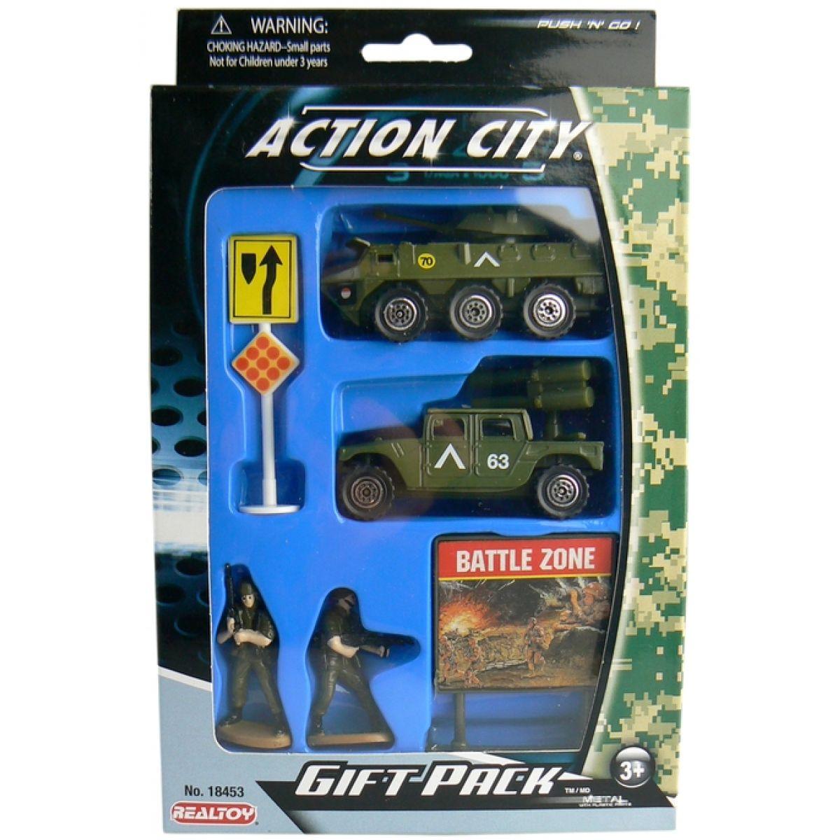 Realtoy Vojenská technika - Obrněné auto