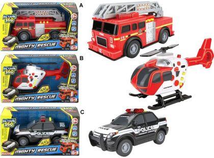 Realtoy Záchranáři - Actio 360 - Policie