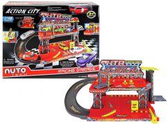 Realtoy Závodní garáž Action City