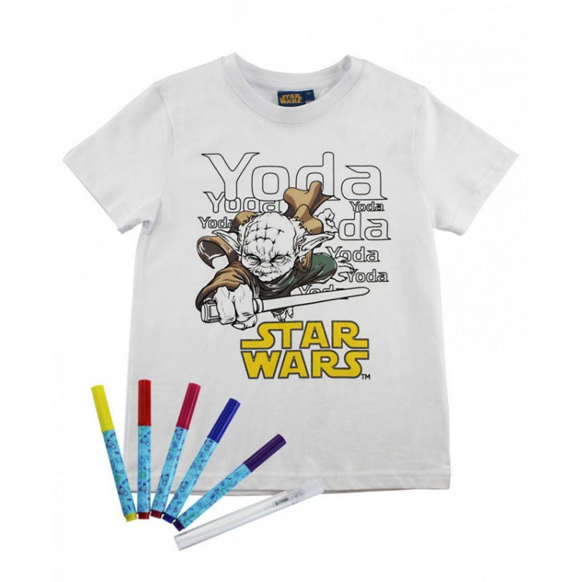 Tričko ReDraw Star Wars - vel. 104