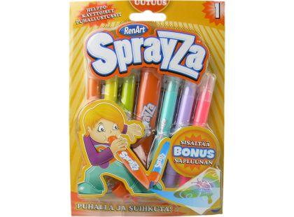 RenArt Sprayza Fixy foukací 6ks