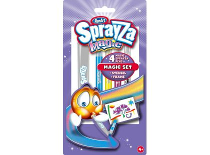 RenArt Sprayza Magic Set