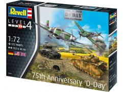 Revell Gift-Set 03352 75 Years D-Day Set 1:72