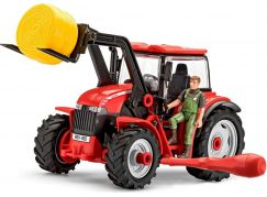 Revell Junior Kit traktor 00815 Tractor with loader incl. figure 1:20
