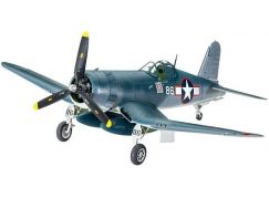 Revell ModelSet letadlo 63983 Vought F4U-1A Corsair 1:72