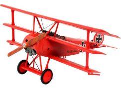 Revell ModelSet letadlo 64116 FOKKER DR.1Triplane 1:72