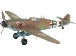 Revell ModelSet letadlo 64160 Messerschmitt Bf 109 G-10 1:72