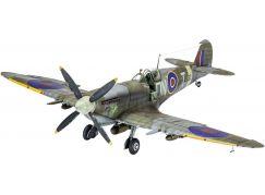 Revell Plastic ModelKit letadlo 03927 Spitfire Mk.IXC 1:32