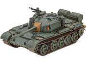 Revell Plastic ModelKit tank 03304 T-55A AM 1:72
