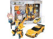 Road Bot Corvette C6R 1:18, zvuk + světlo