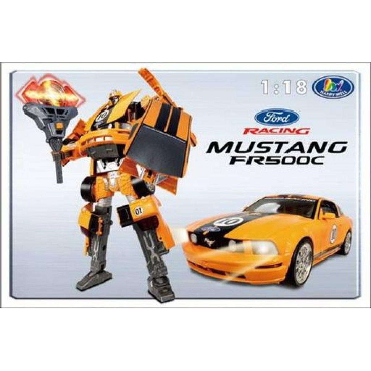 Road Bot Mustang FR500C 1:18, zvuk + světlo
