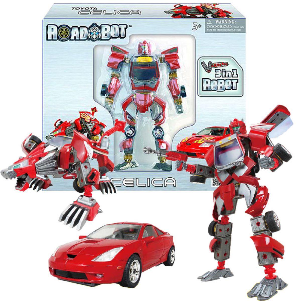 Road Bot ROBOT 3v 1 - TOYOTA CELICA