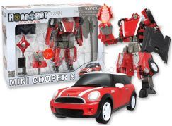 RoadBot Mini Cooper 1:28