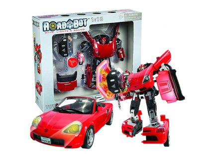 RoadBot Toyota MR2 1:18
