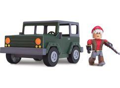 Roblox Sada auto a figurka Apocalypse Rising 4x4