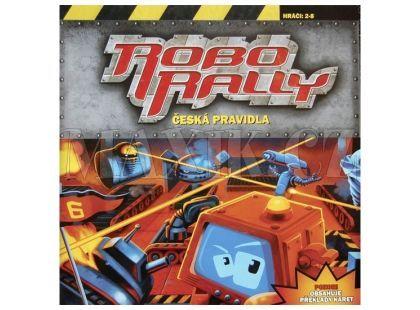 Robo Rally hra