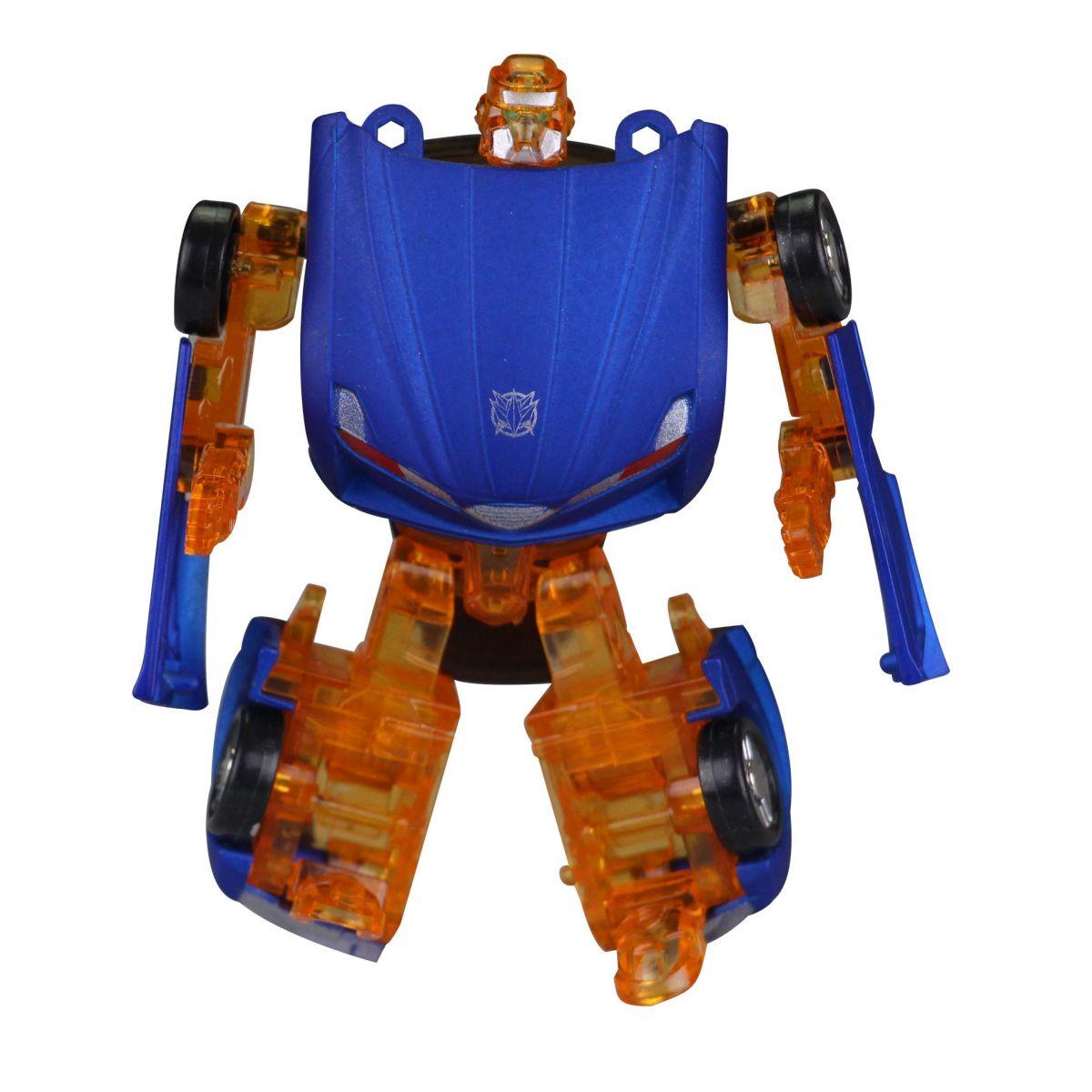 Robocarz 2 v 1 1:64 8 C tm. modrý-oranžový