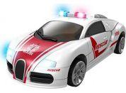 Robocarz 2 v 1 Policejní, záchranářské auto 1:32 2 B záchranáři