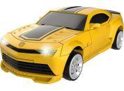 Robocarz 2 v 1 Závodní auto 1:32 2 B žluto-modrý
