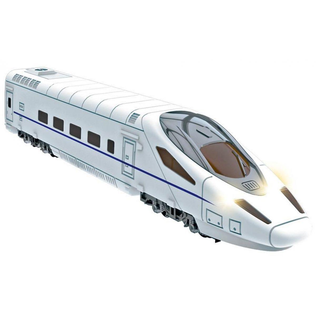 Robocarz Vlak - bílá - Poškozený obal