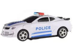 Robot - policejní auto 20 cm