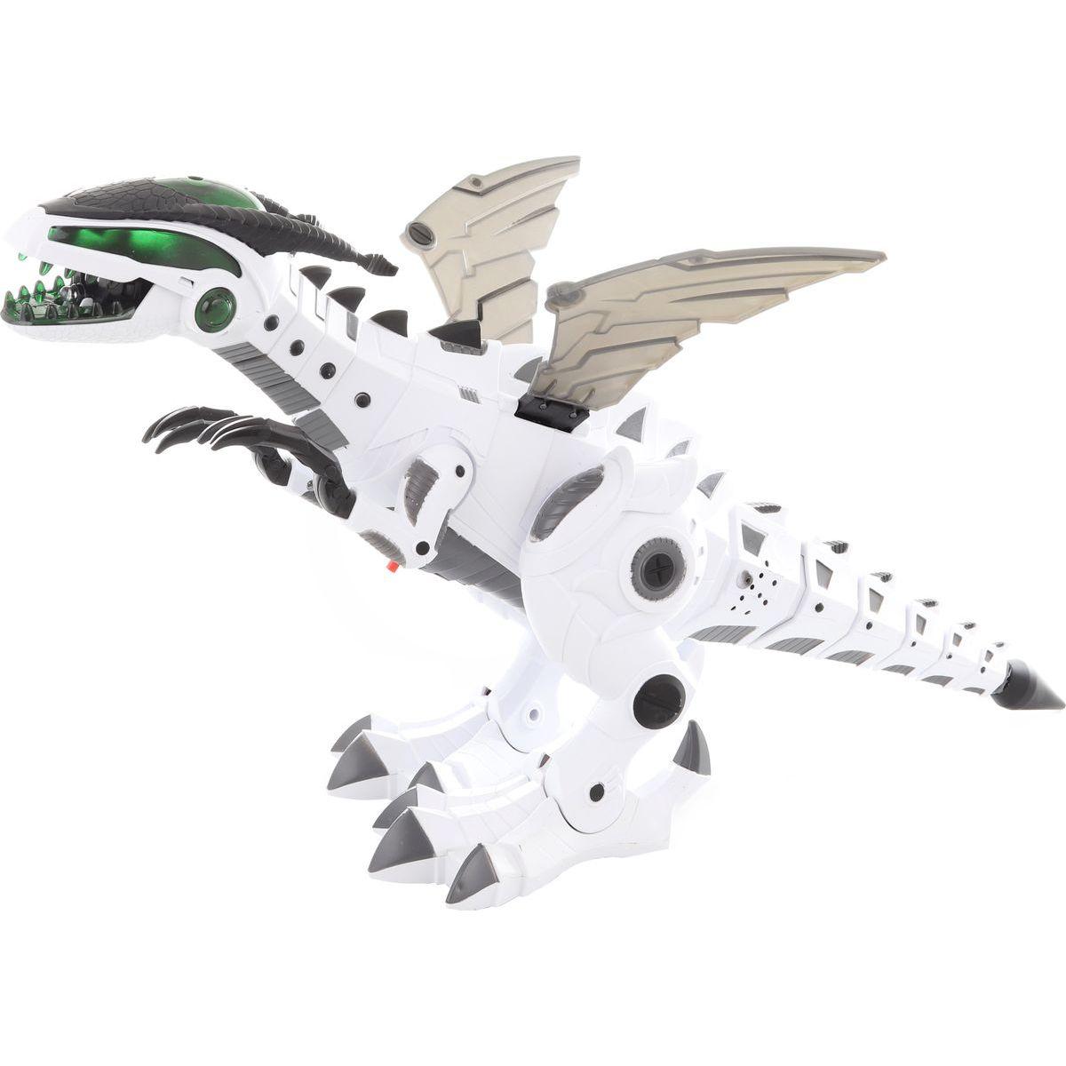 Robot dinosaurus baterie