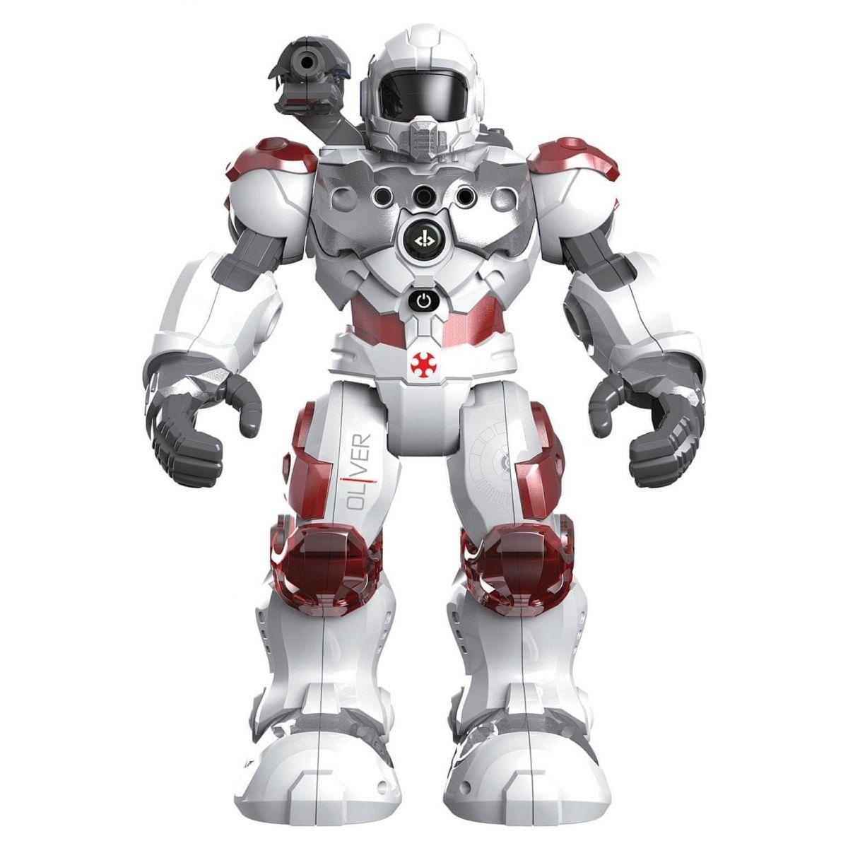 Robot hasič Oliver 22 funkcí