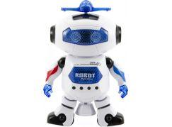 Robot tancující se zvuky a světly