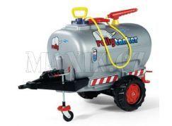 Rolly Toys Tanker s pumpou a stříkačkou