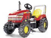 Rolly Toys Šlapací traktor X-Trac Červený