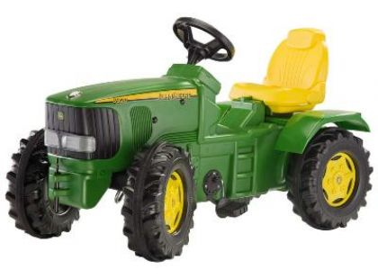 Rolly Toys Šlapací traktor J. Deere 6920 Zelený