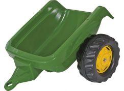 Rolly Toys Vlečka za traktor jednoosá - tmavozelená