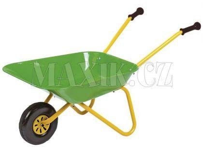Rolly Toys Zahradní kolečko Zelené
