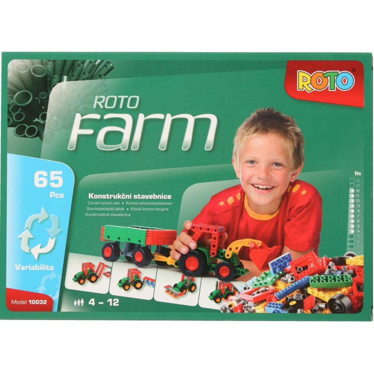 Roto 10032 Farm - 60 dílků
