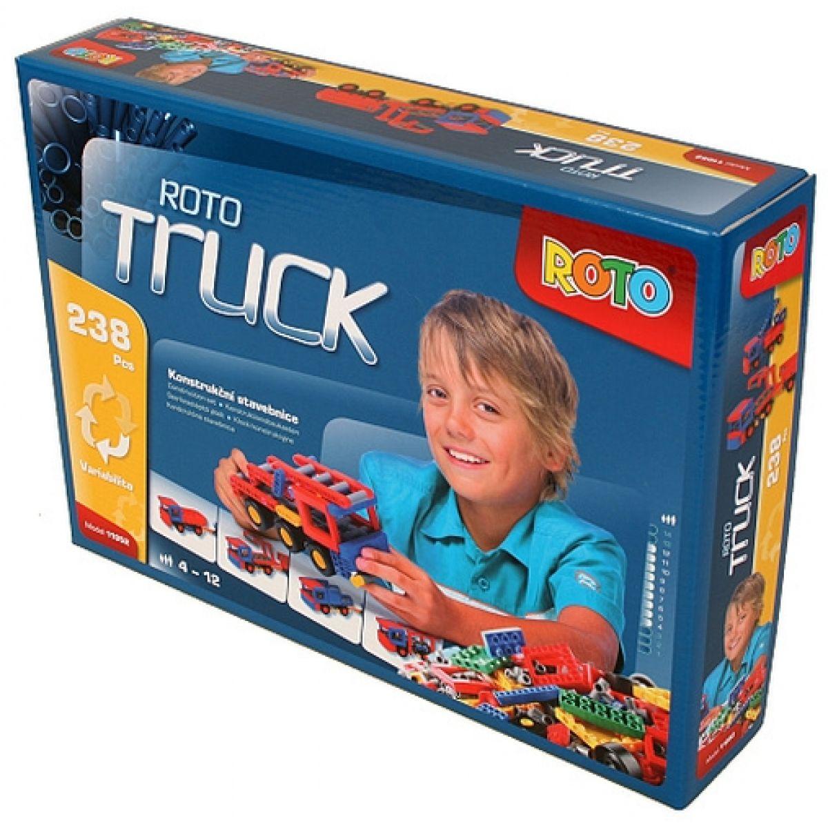 Roto 11052 Truck - 238 dílků