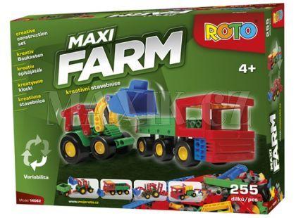 Roto 14062 Farm Maxi - 255 dílků