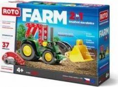 Roto 2v1 14011 Traktor 37 dílků