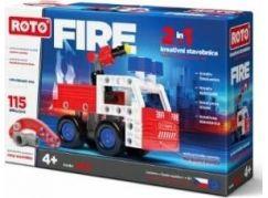 Roto 2v1 14016 Fire 115 dílků