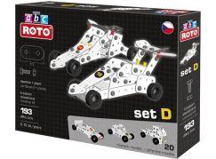 Roto ABC 14038 Auta, set D