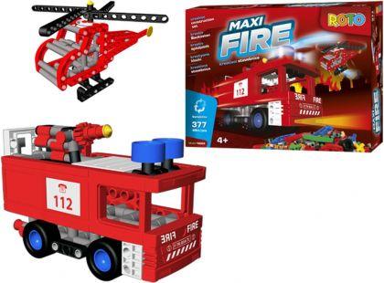 Roto stavebnice Maxi Fire
